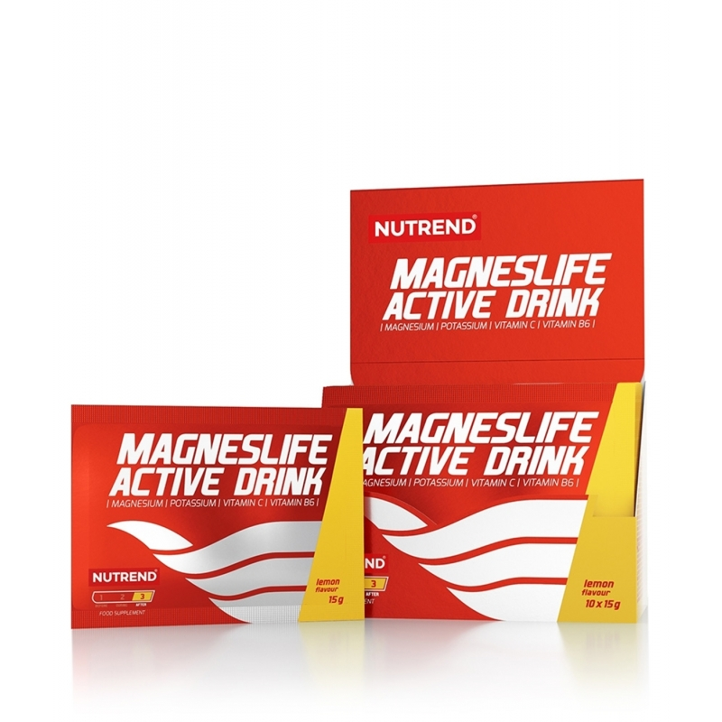 Magneslife Active Drink 10x15g