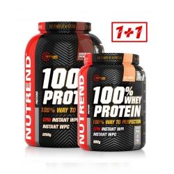 100% Whey Protein 2250g...