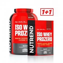 Iso Whey Prozero 2250g + 500g