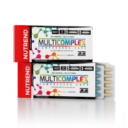 MultiComplex Compressed Caps 60 kaps.