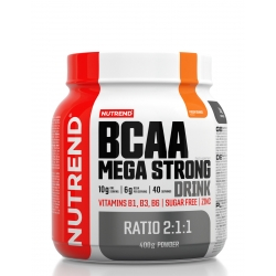 Bcaa Mega Strong Drink 400g
