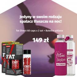 Zestaw 2x Fat direct +...