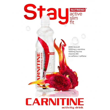 Carnitine activity drink