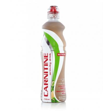 Carnitine activity drink z kofeiną
