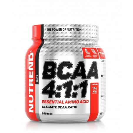 Nutrend Nutrend BCAA 4:1:1 100 tabs.