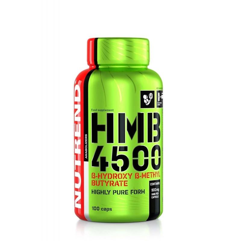 Nutrend Nutrend HMB 4500 100kaps.