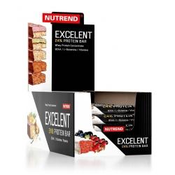 Excelent protein bar z polewą czekoladową