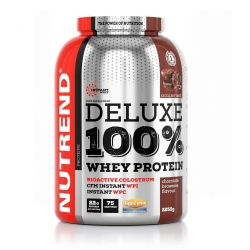 Nutrend Deluxe 100% whey protein