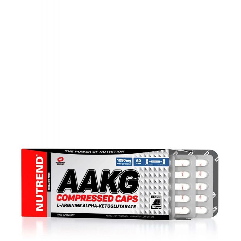 Nutrend Nutrend AAKG Compressed 120kaps.