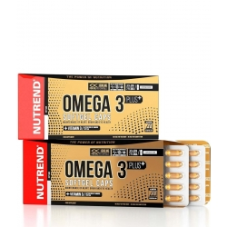 Omega 3 plus softgel 120 kaps