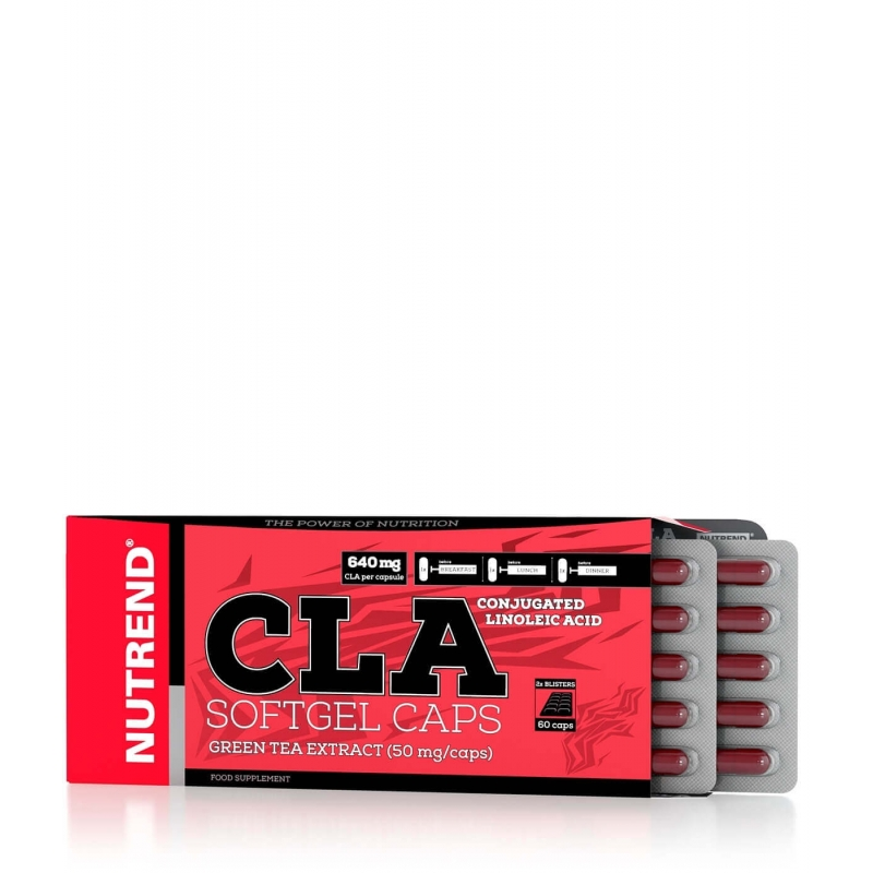 Cla compress 60 kaps