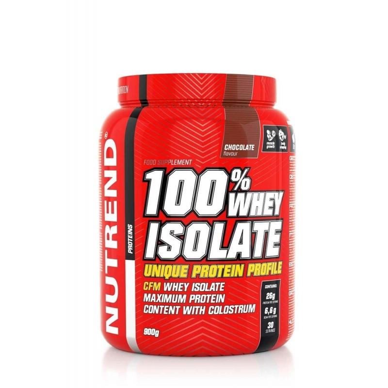 100 % whey isolate