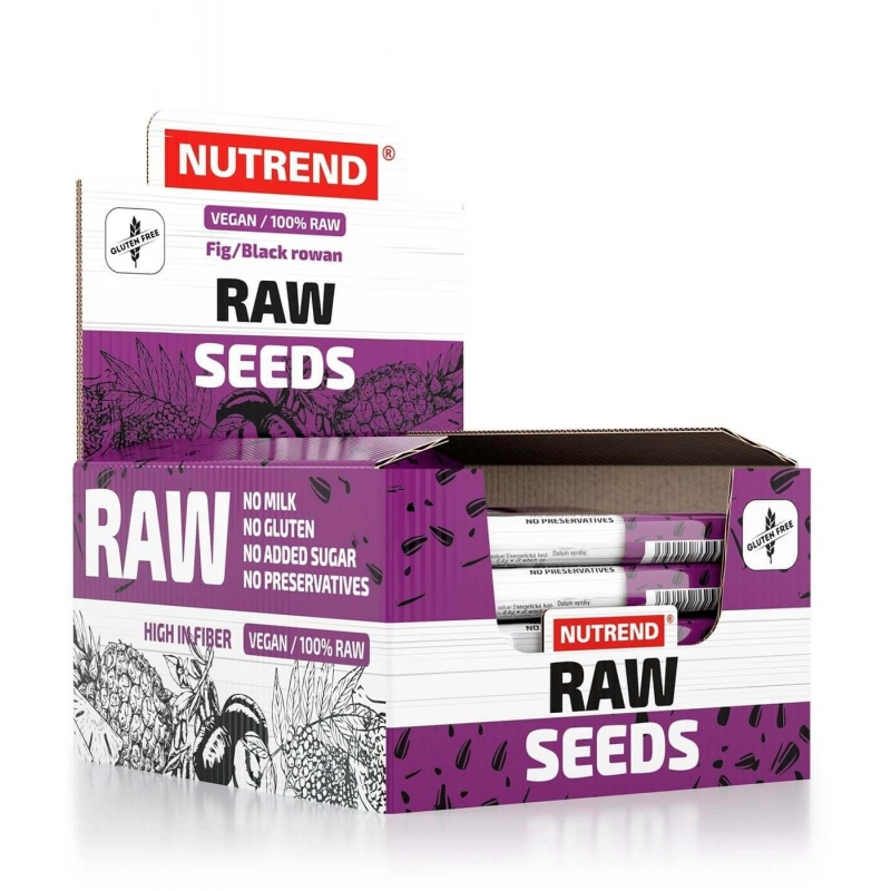 Nutrend Raw seeds bar