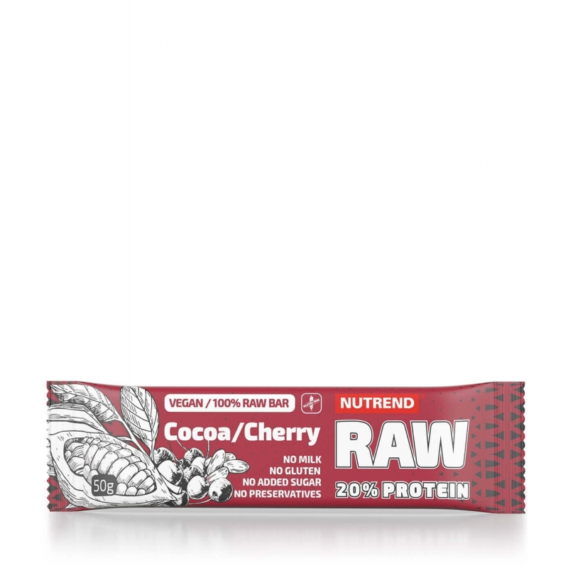 Nutrend Raw protein bar