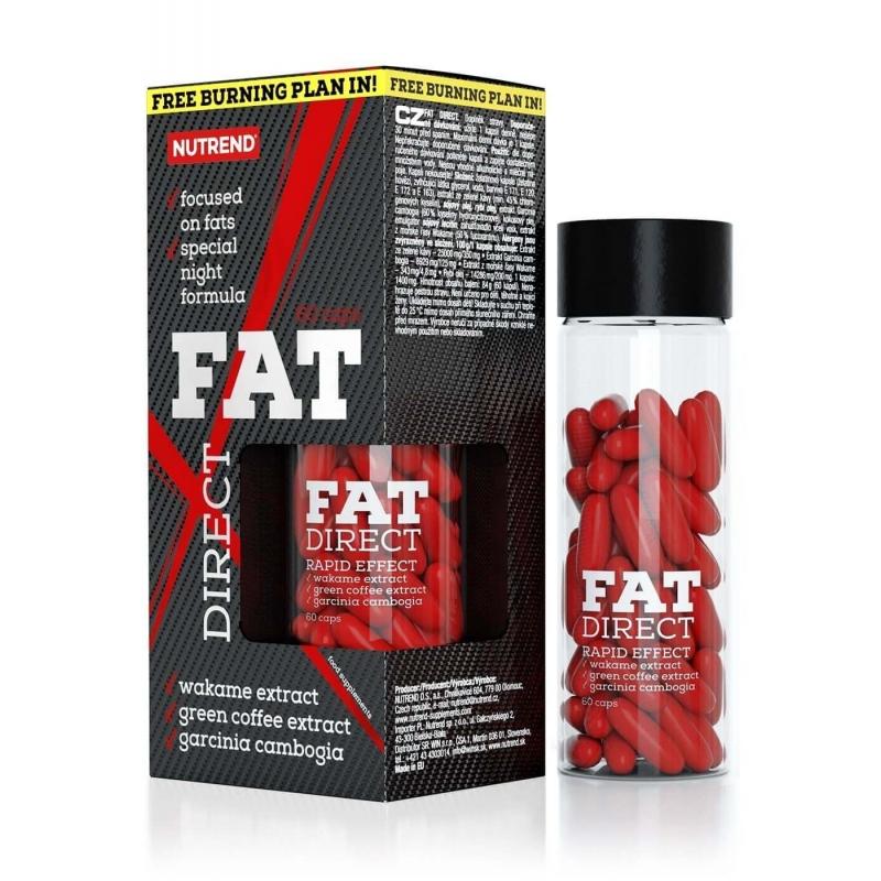 Fat direct 60 kaps