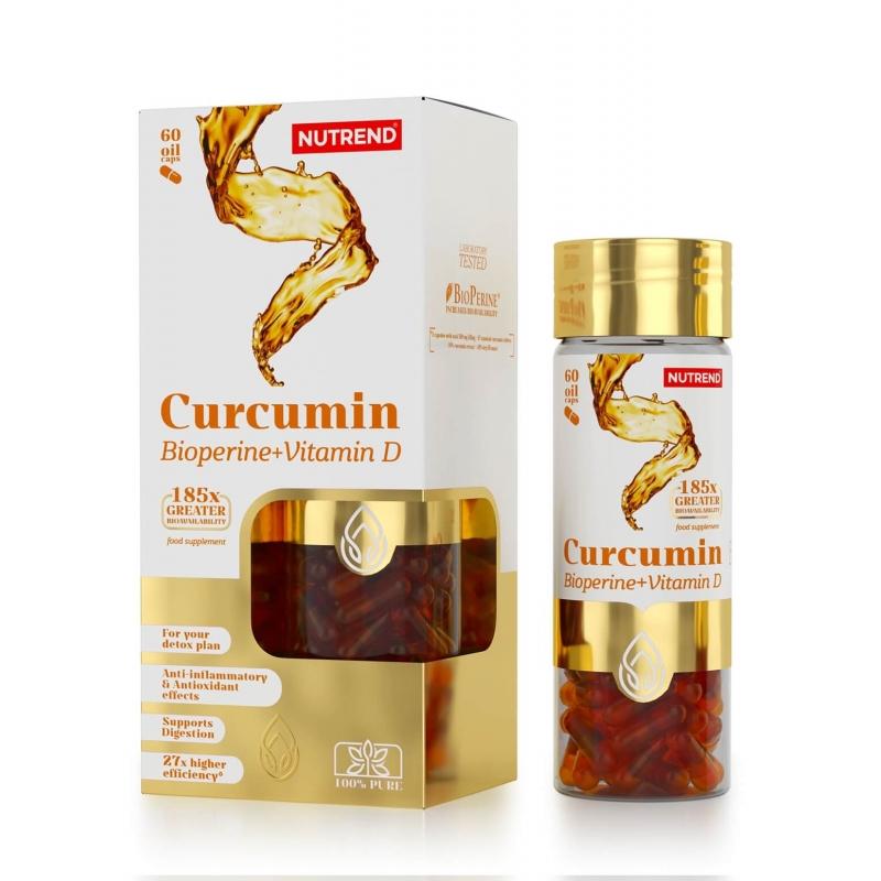 CURCUMIN + BIOPERINE + WITAMIN D